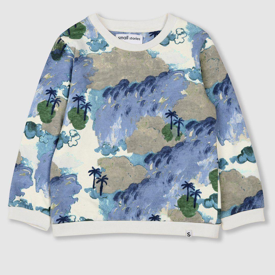 Landscape sweater