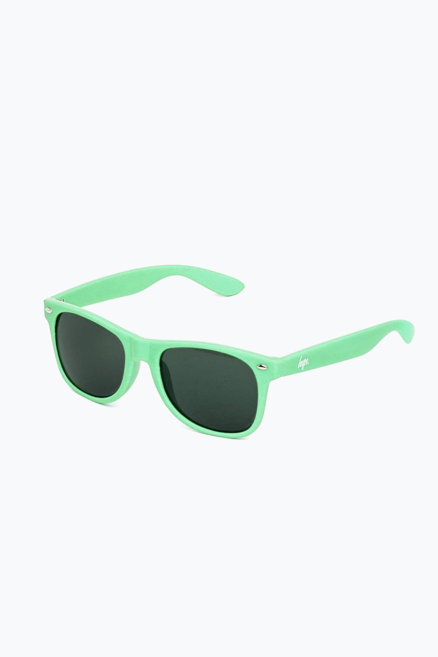 Hype Mint Pastel Sunglasses