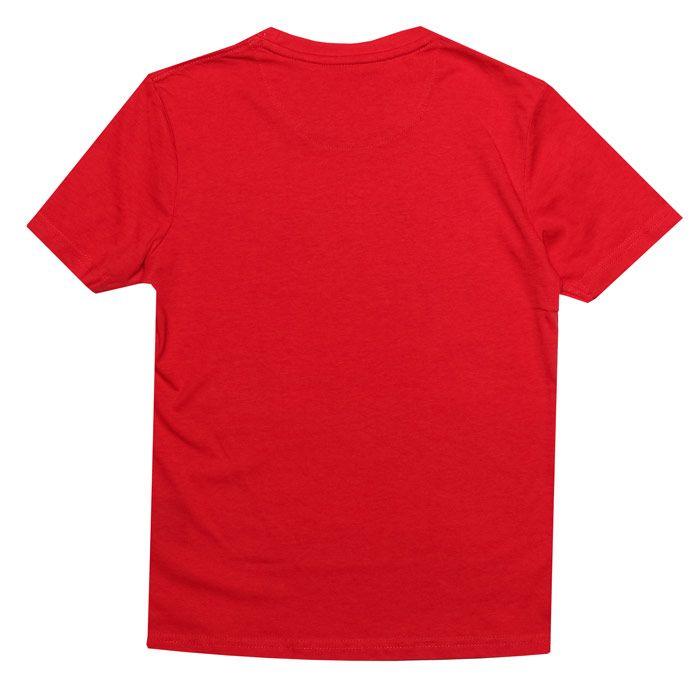 Boy's Weekend Offender Junior Prison T-Shirt in Red