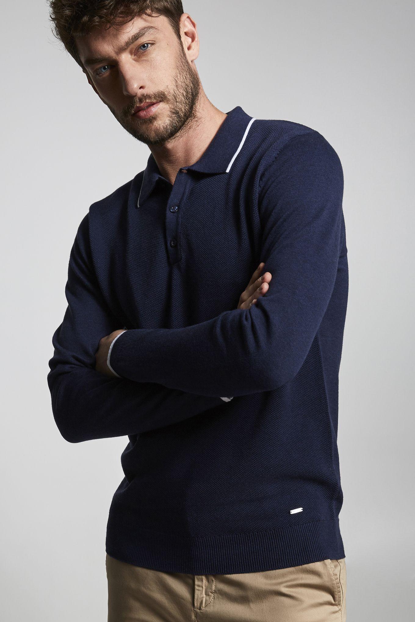Mens Piquet Polo Shirt