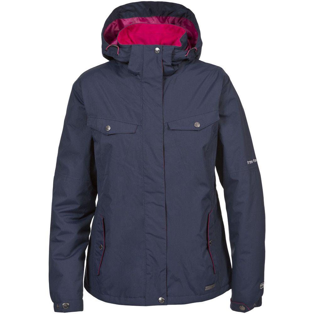 Trespass Womens/Ladies Malissa Waterproof Padded Jacket Coat