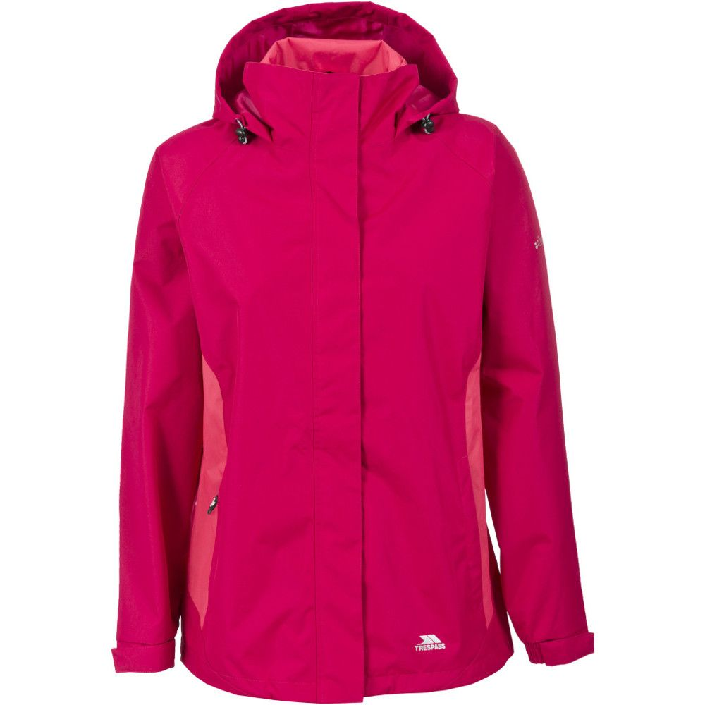 Trespass Womens/Ladies Tarron II Waterproof Lightweight Shell Jacket