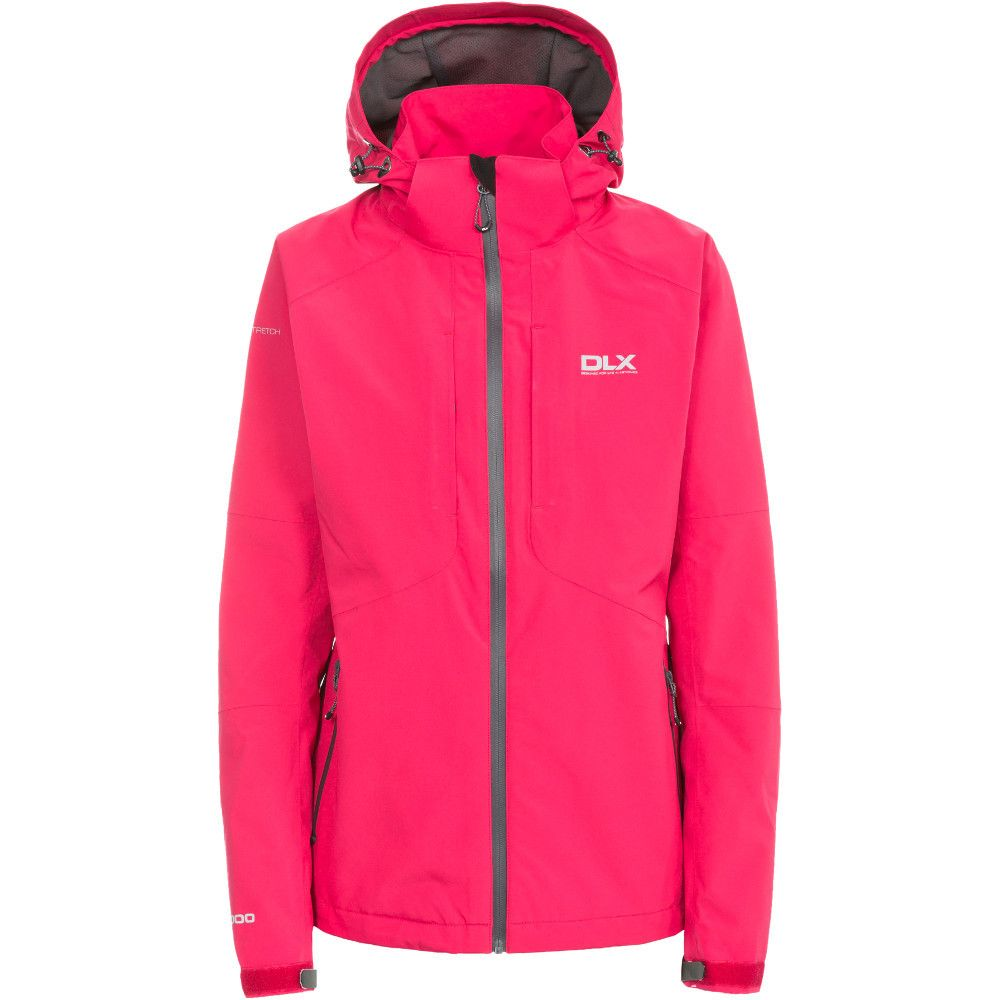 Trespass Womens/Ladies Martina DLX Waterproof Breathable Jacket