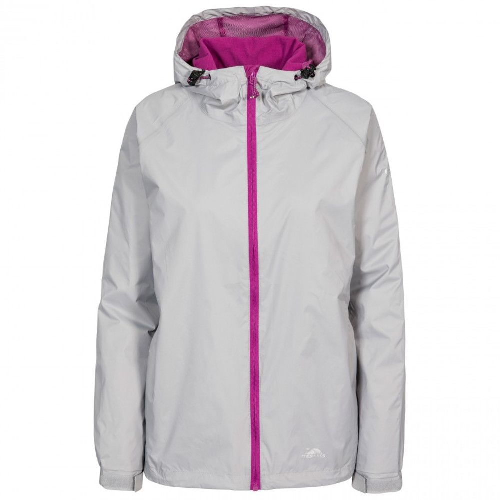 Trespass Womens/Ladies Tayah II Waterproof Breathable Shell Jacket