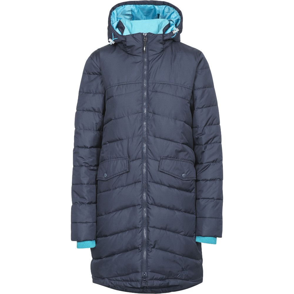 Trespass Womens/Ladies Homely Polyester Padded Hooded Shell Jacket