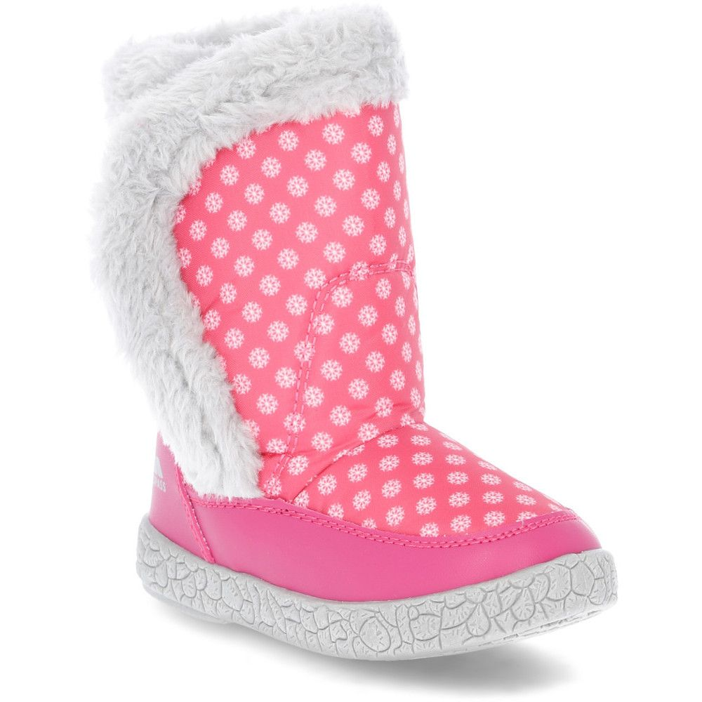 Trespass Baby Girls Tigan Snow Boots