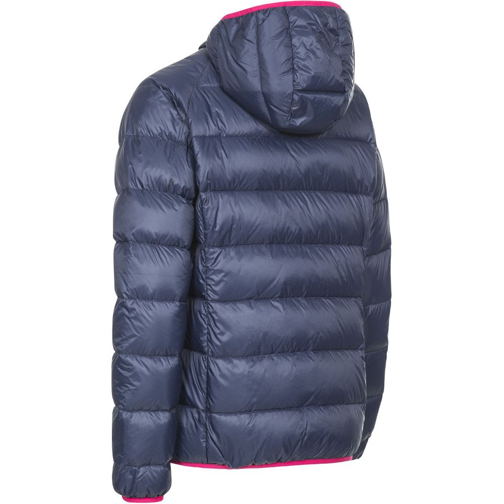 Trespass Womens/Ladies Kirstin Polyamide Hooded Shell Padded Jacket Coat
