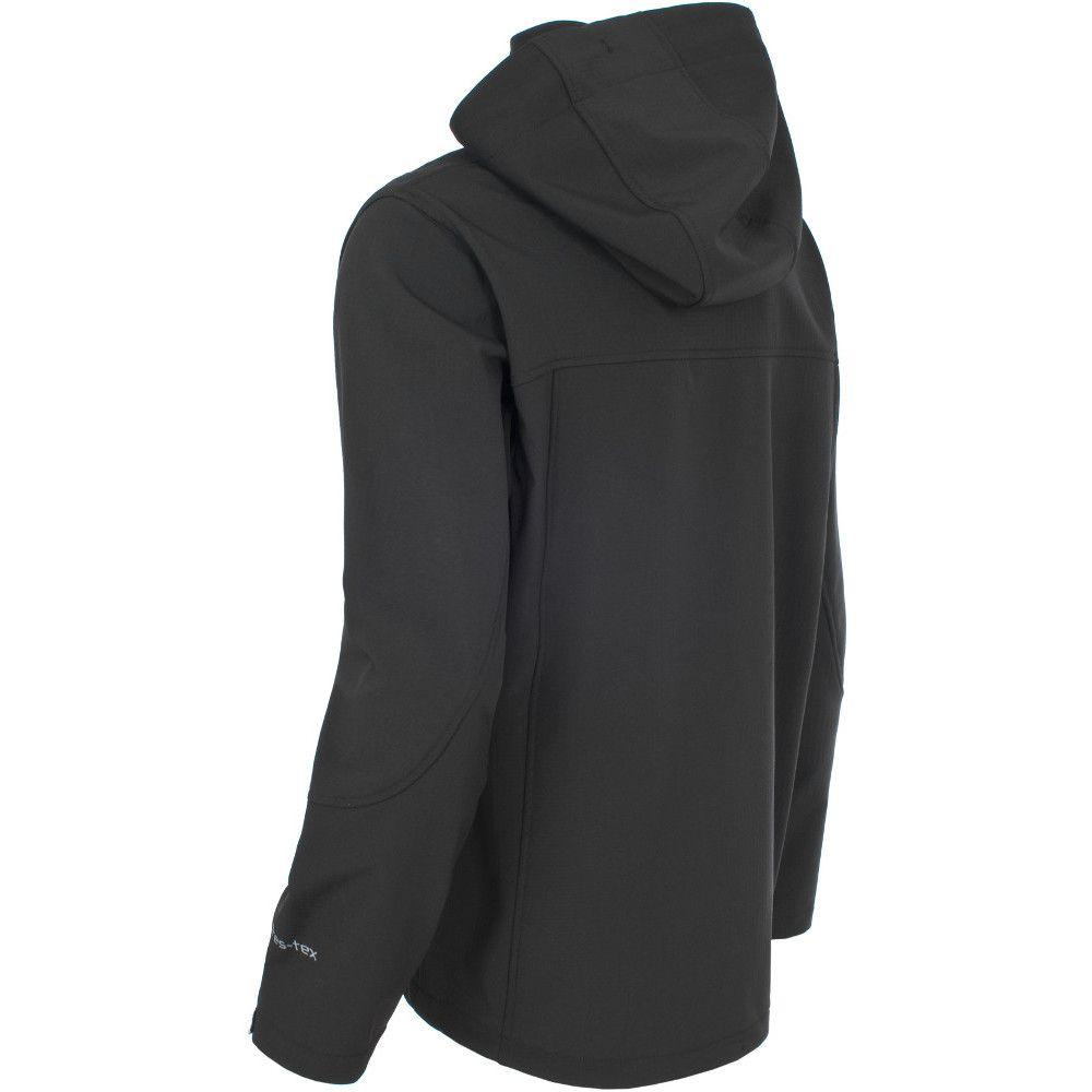 Trespass Mens Accelerator II Waterproof Breathable Softshell Jacket