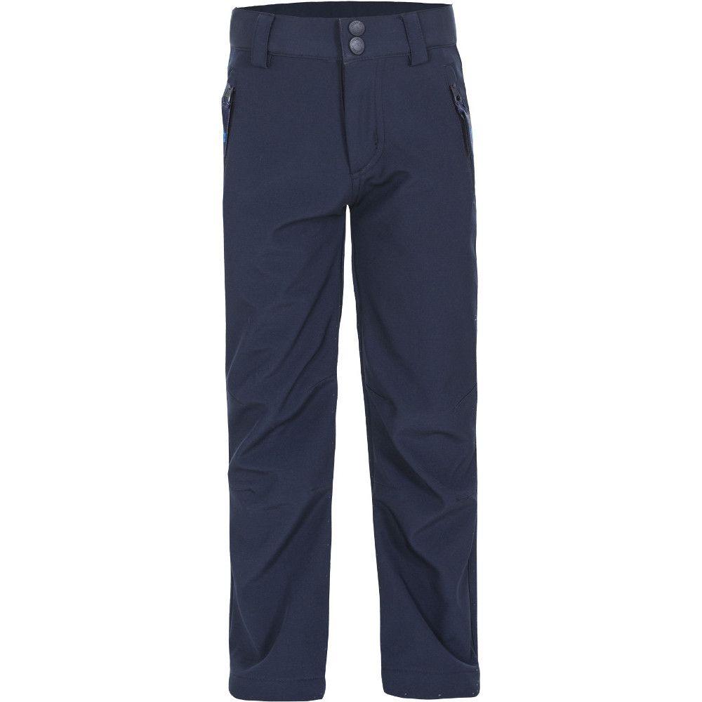 Trespass Boys Galloway Windproof Lightweight Softshell Trousers Pants