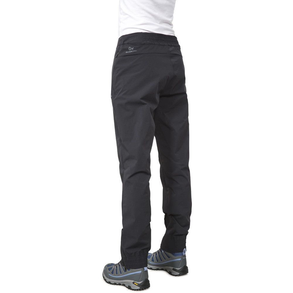 Trespass Womens/Ladies Stormlight Elasticated Walking Hiking Trousers