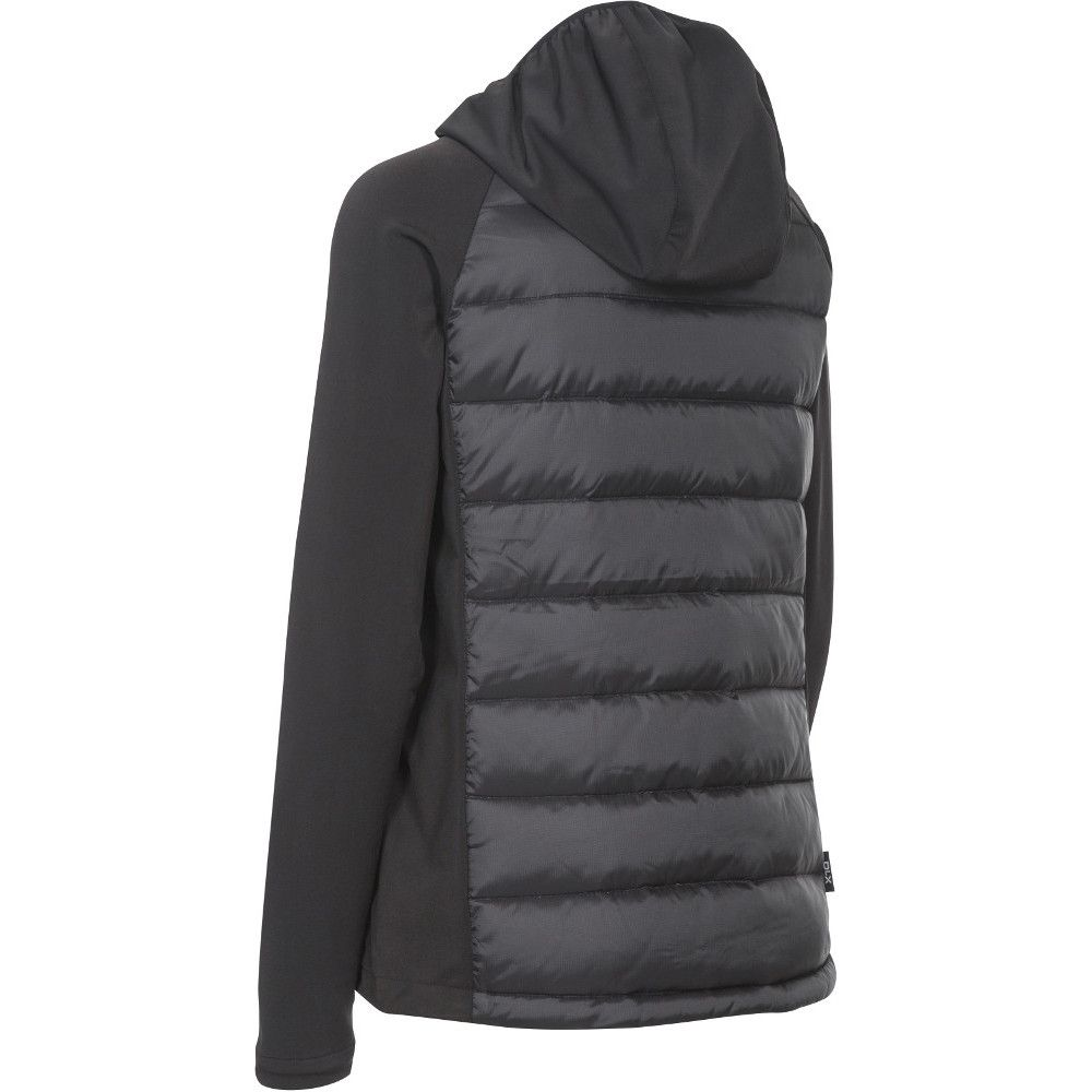 Trespass Womens/Ladies Joyce Insulated Hooded Padded Down Jacket Coat