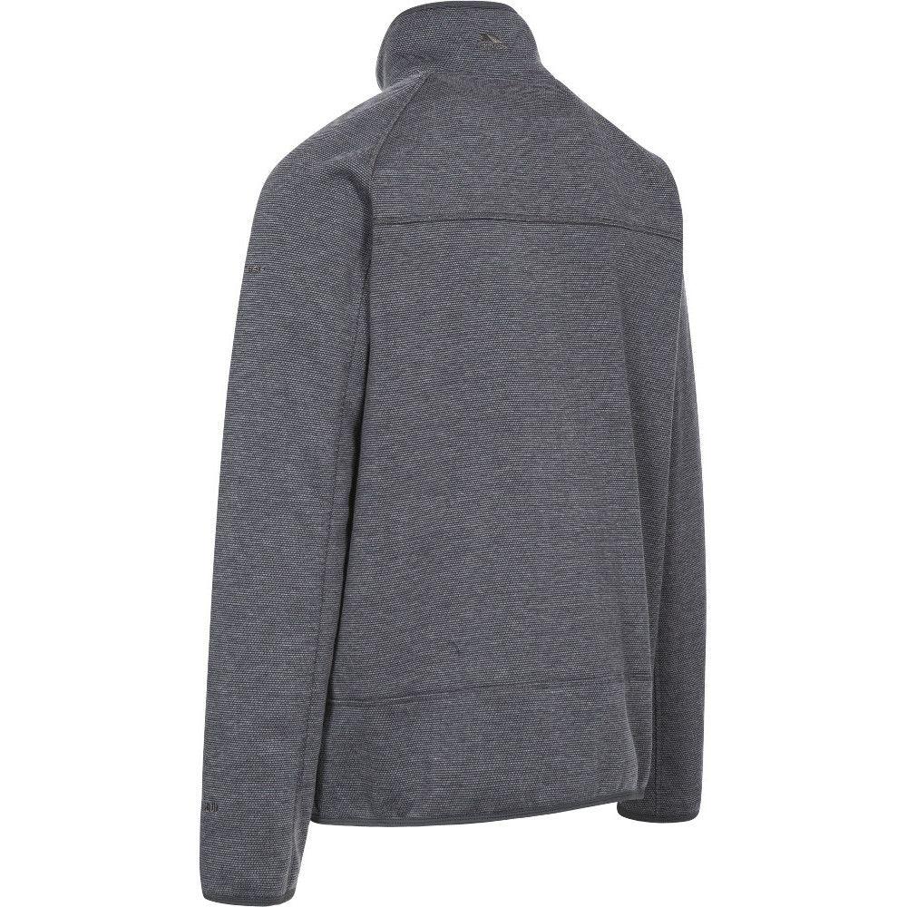 Trespass Mens Rutland Full Zip Polyester Walking Fleece Jacket