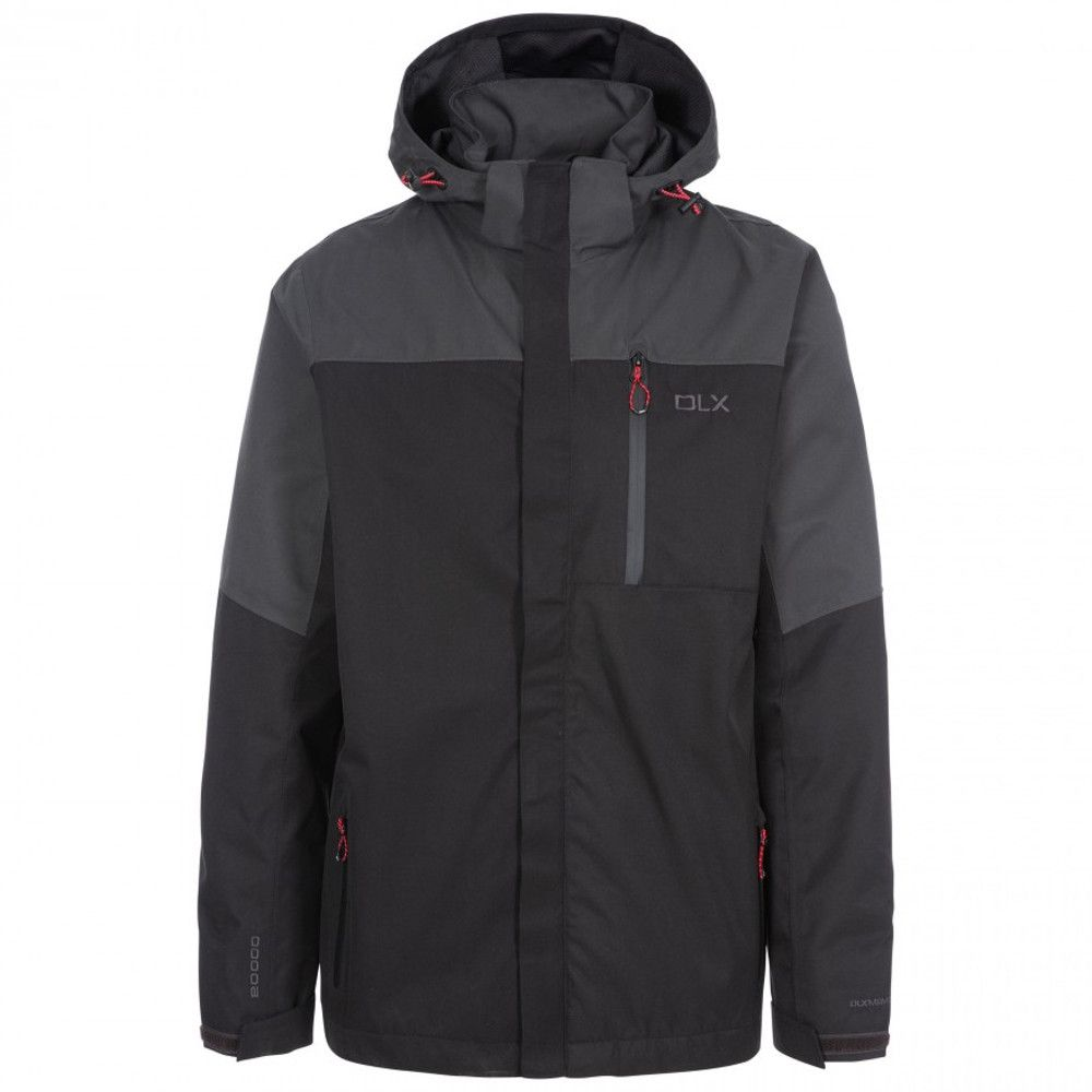 Trespass Boys Danson DLX Waterproof Breathable Jacket