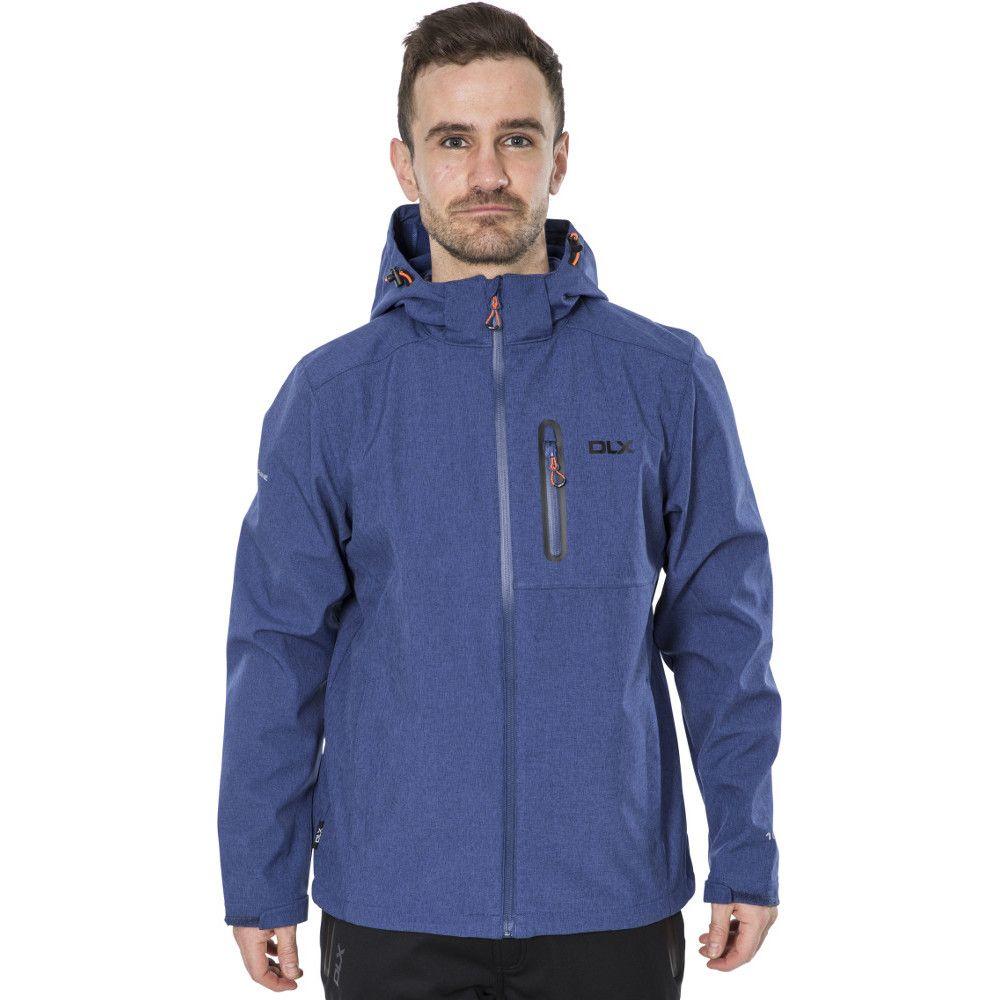 Trespass Mens Ferguson II DLX Softshell Breathable Jacket