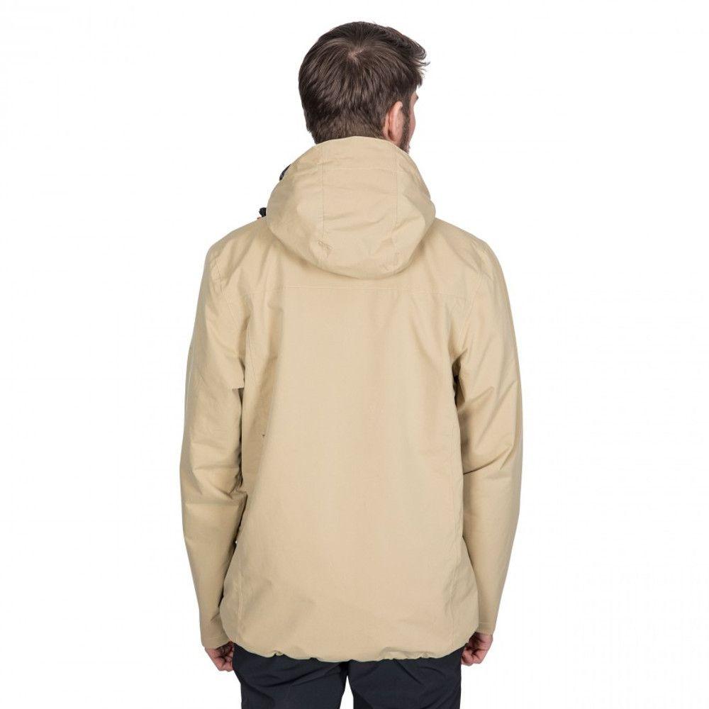Trespass Mens Weir Waterproof Windproof Breathable Jacket