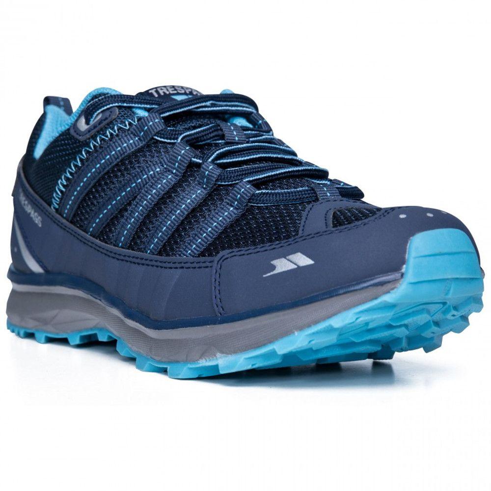 Trespass Womens Triathlon Lightweight Durable Walking Shoes