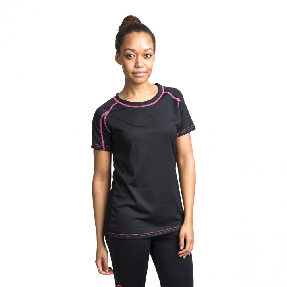 Trespass Womens Mamo TP50 Active Quick Drying Sports T Shirt
