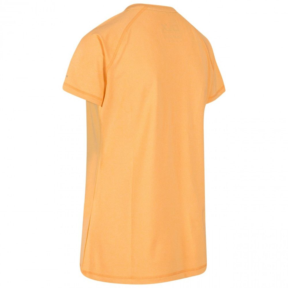 Trespass Womens Monnae DLX Active Short Sleeve T Shirt