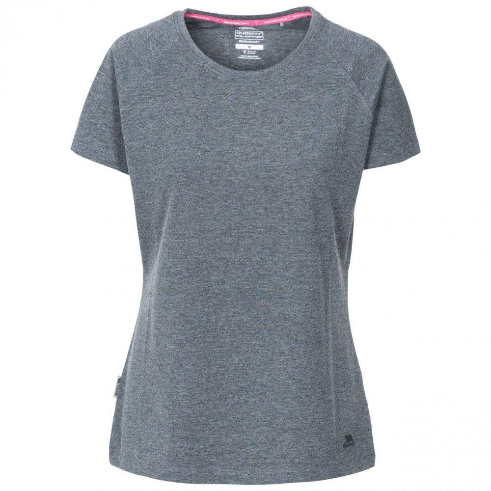 Trespass Womens Benita Active Short Sleeve Quick Dry T Shirt