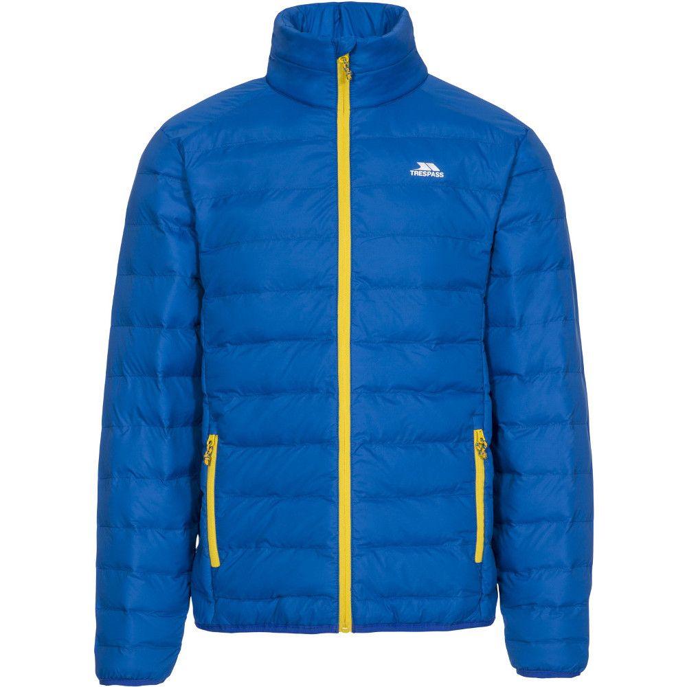 Trespass Mens Howat Ultra Lightweight Padded Casual Jacket
