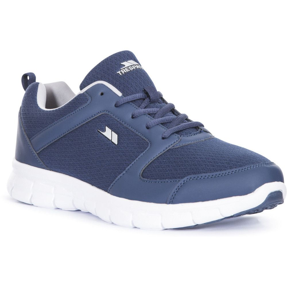 Trespass Mens Chasing Light Breathable Memory Foam Trainers