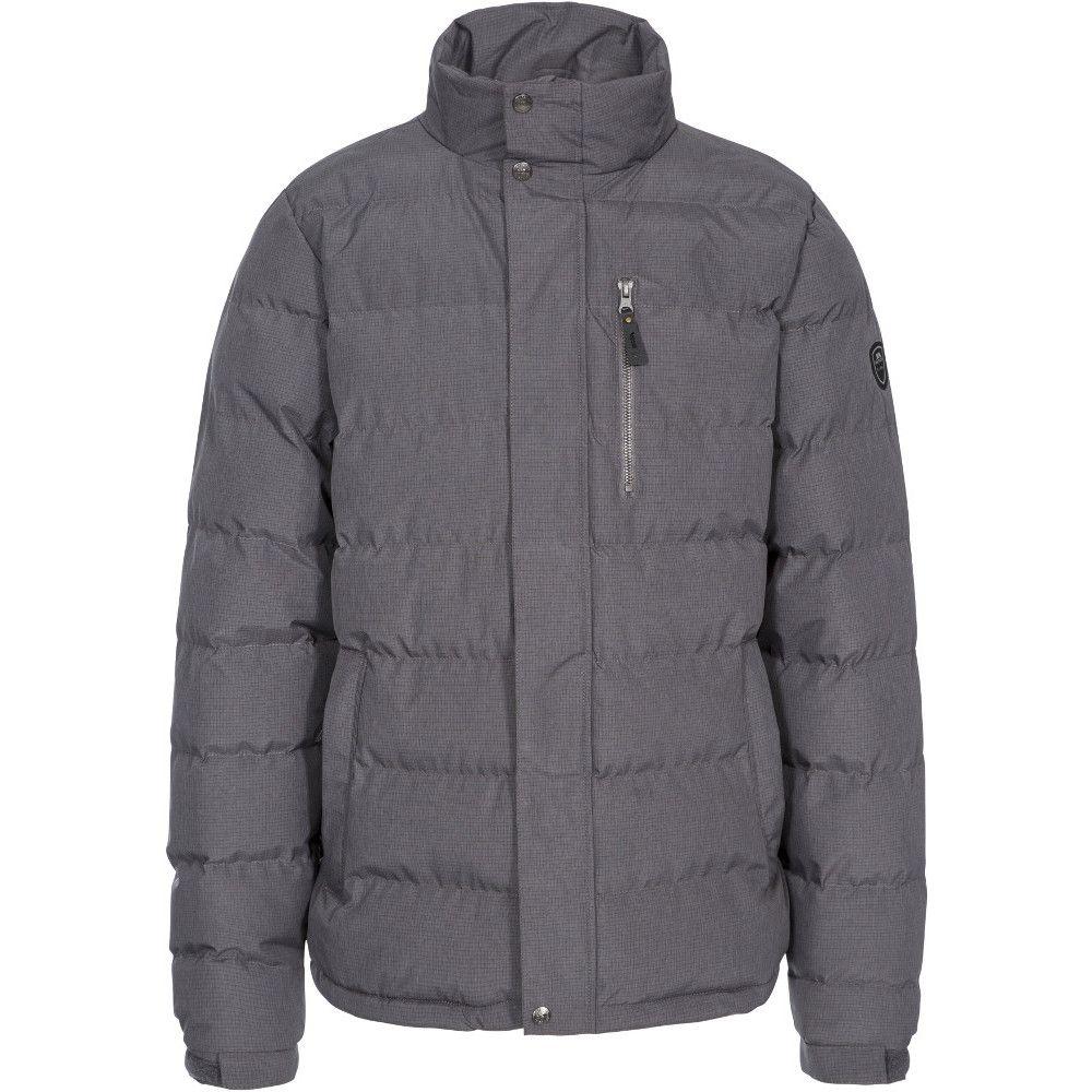 Trespass Mens Boyce Waterproof Windproof Warm Padded Jacket
