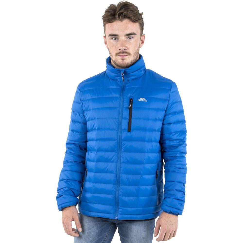 Trespass Mens Stellan Ultra Light Padded Packable Jacket