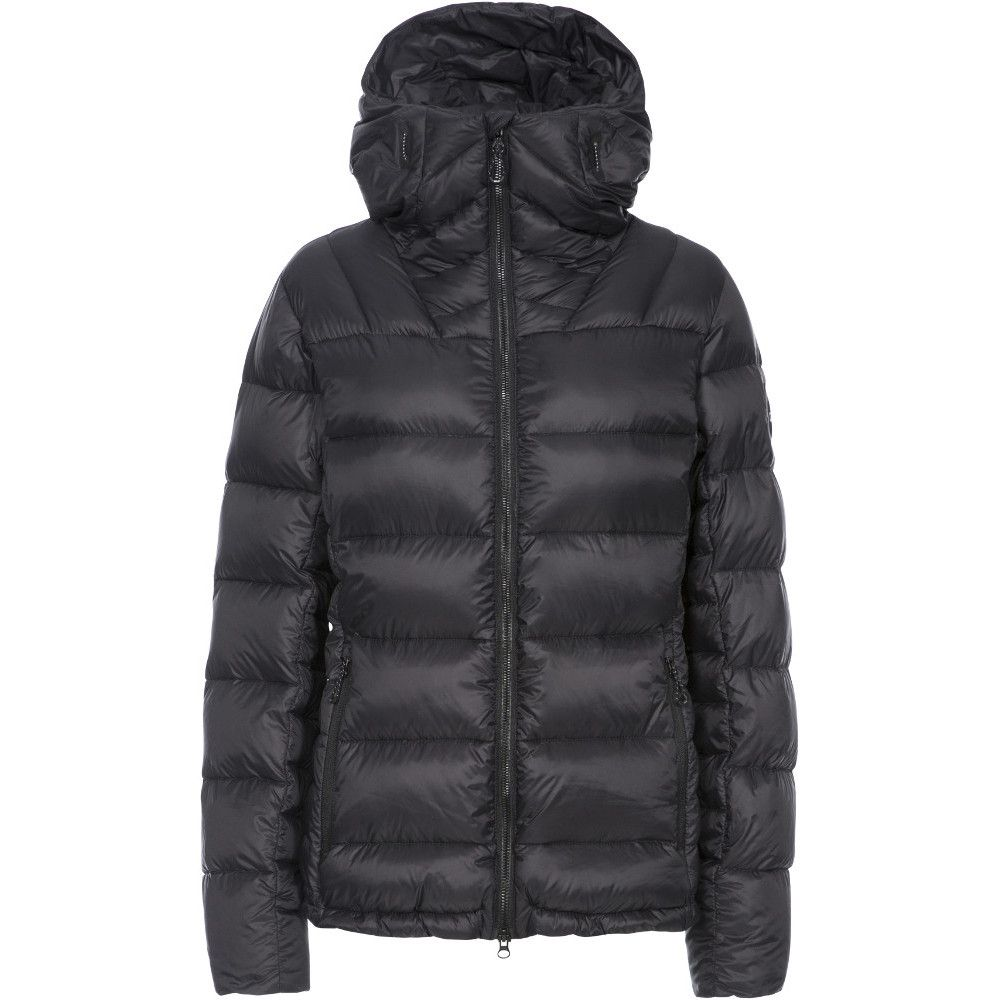 Trespass Womens Pedley DLX Insulated Padded Hooded Warm Coat