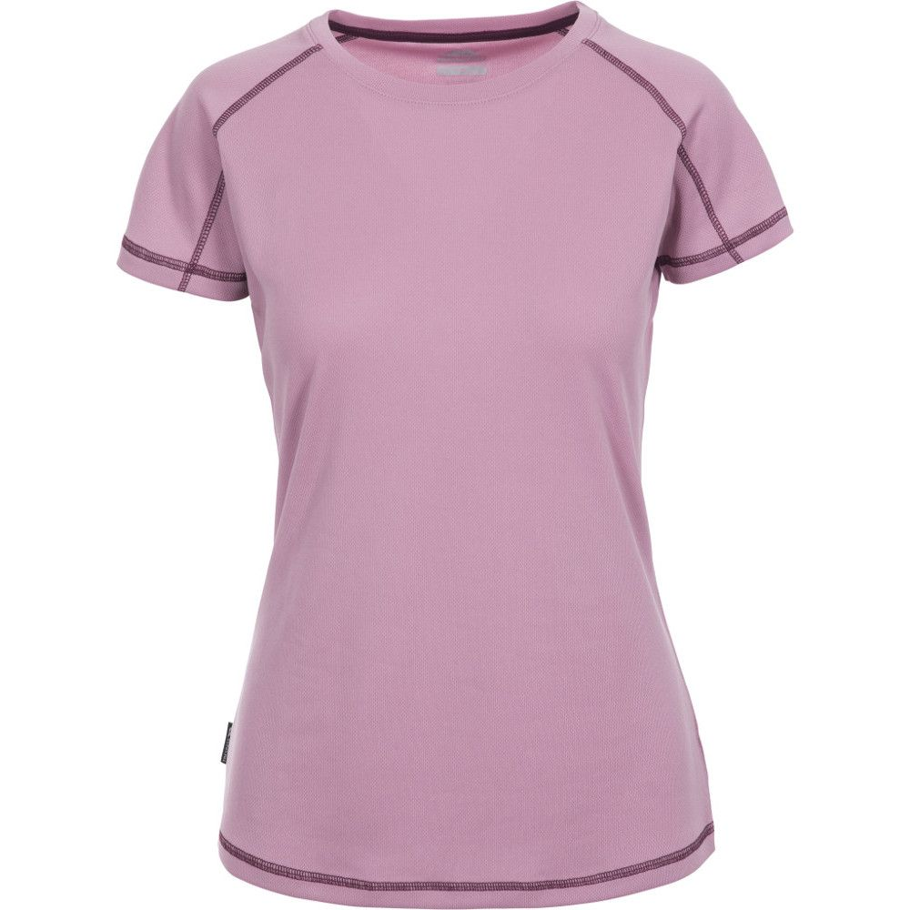 Trespass Womens Viktoria TP50 Quick Dry Short Sleeve T Shirt