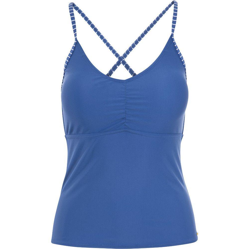 Trespass Womens Martha Swimwear Adjustable Tankini Top