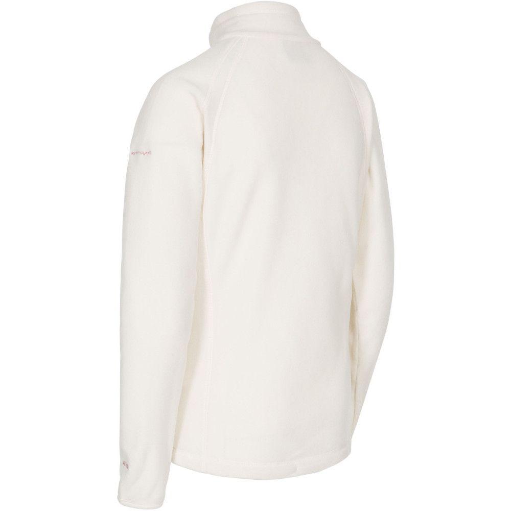 Trespass Womens Nonstop Microfleece Full Zip Sweater