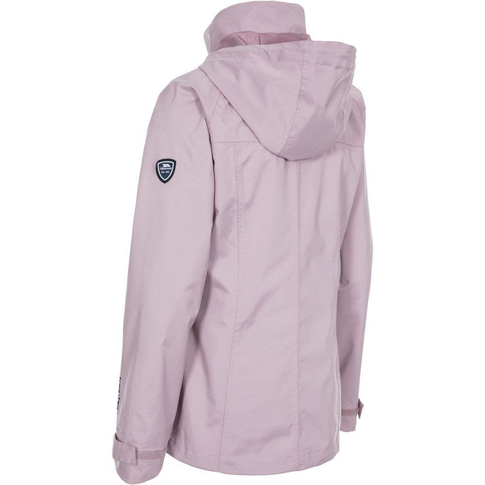 Trespass Womens Voyage Breathable Waterproof Coat
