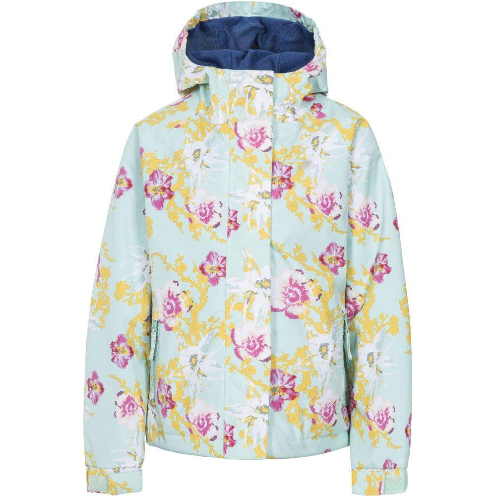 Trespass Girls Hopeful Windproof Waterproof Coat