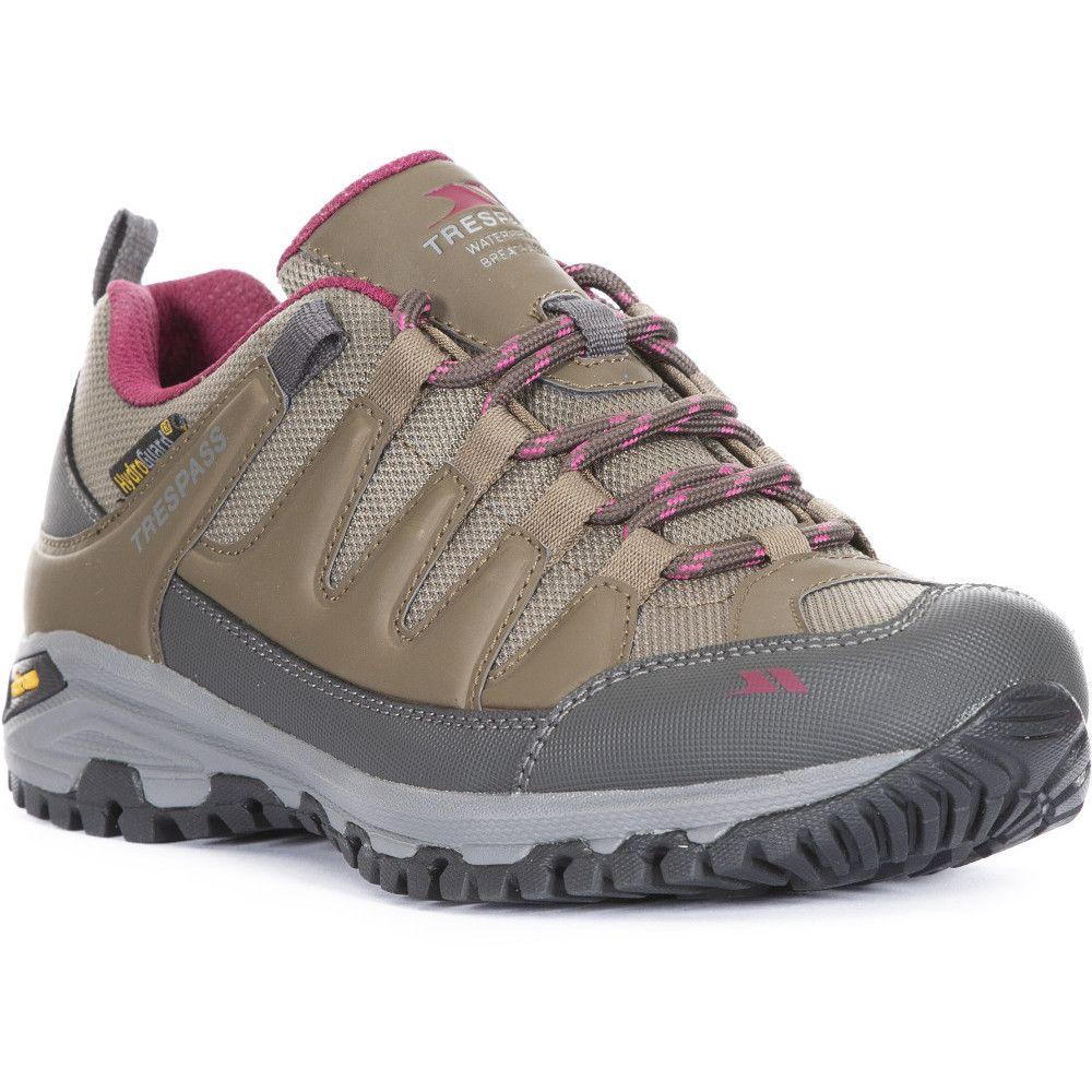 Trespass Womens Carnegie Ii Waterproof Walking Shoes
