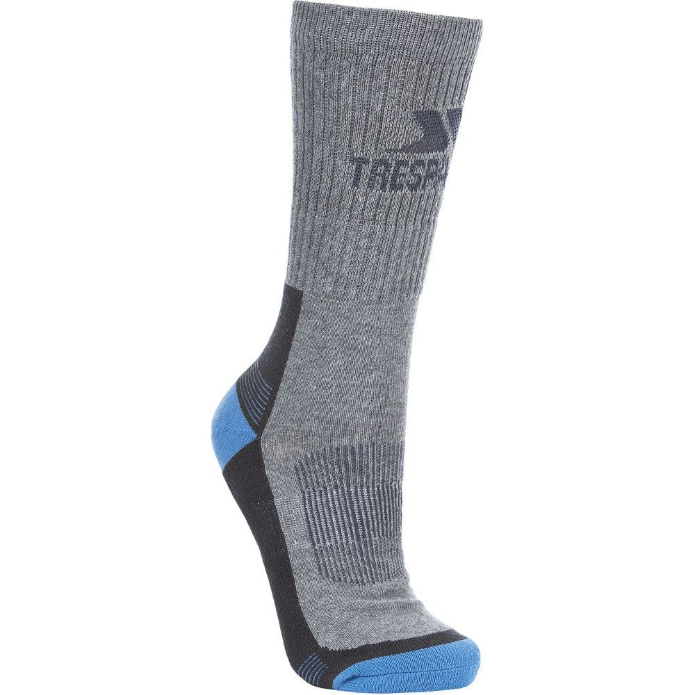 Trespass Mens Deeper Walking Socks