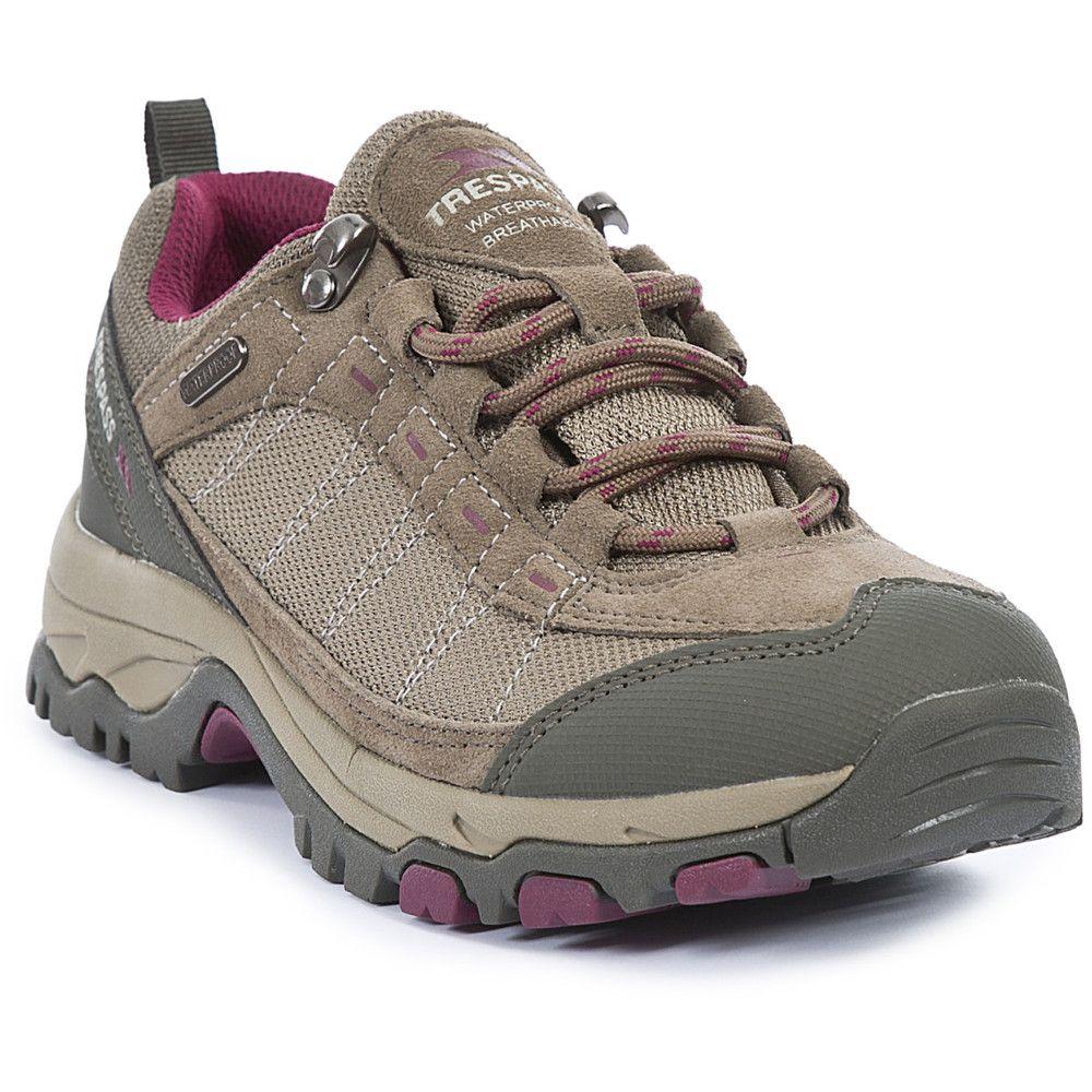 Trespass Ladies Scree Waterproof Breathable Walking Shoes