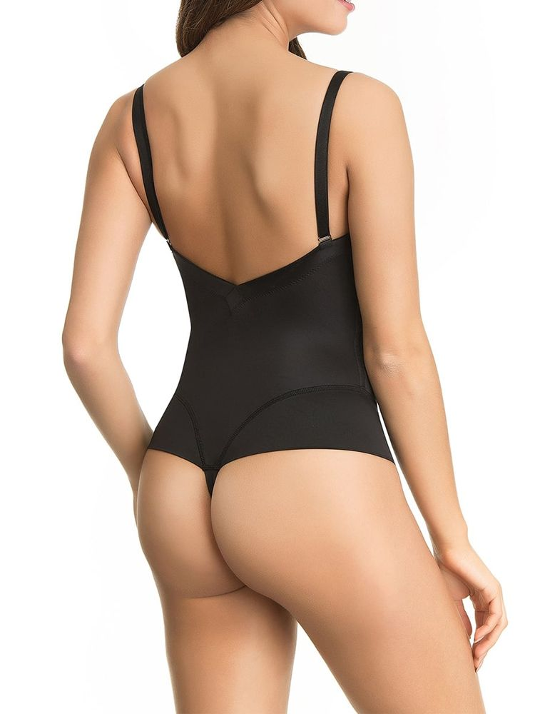 Miracle Fuller Bust Low Back Bodysuit