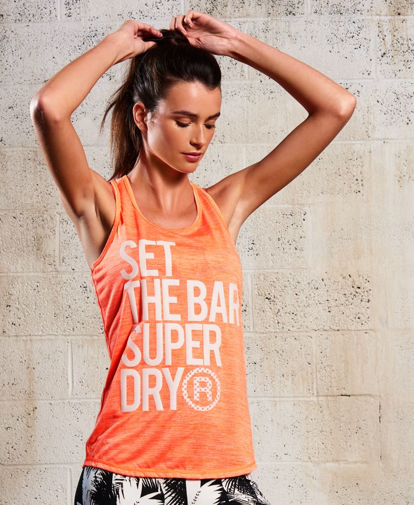 Superdry SD Sport Fitspiration Tank Top