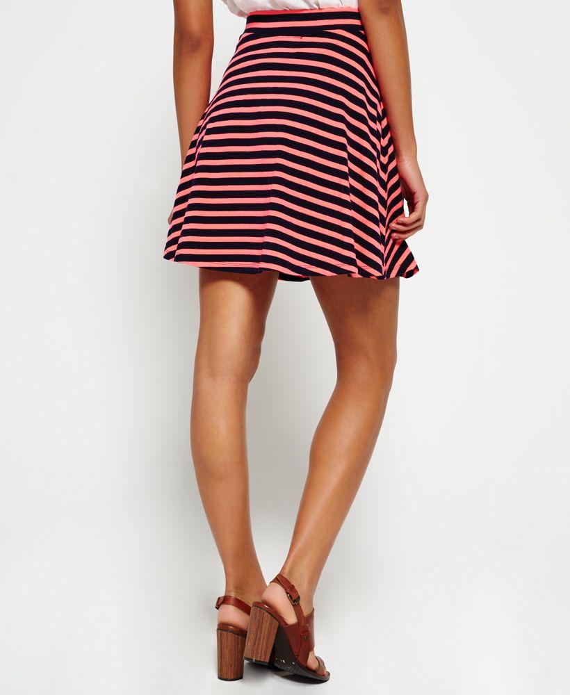 Superdry Harbour Rydell Skirt
