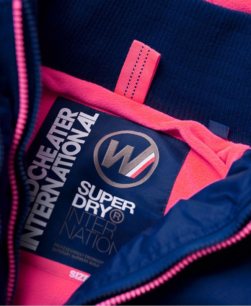 Superdry Arctic Hooded Pop Zip SD-Windcheater
