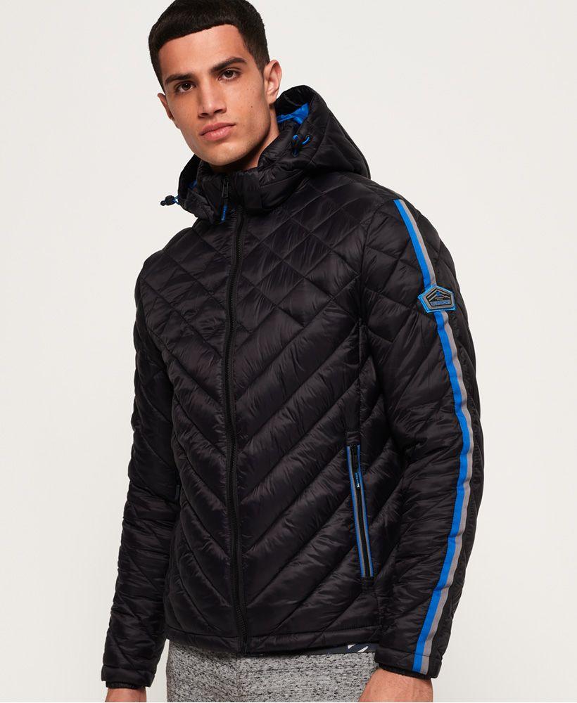 Superdry Quilt Fade Fuji Jacket