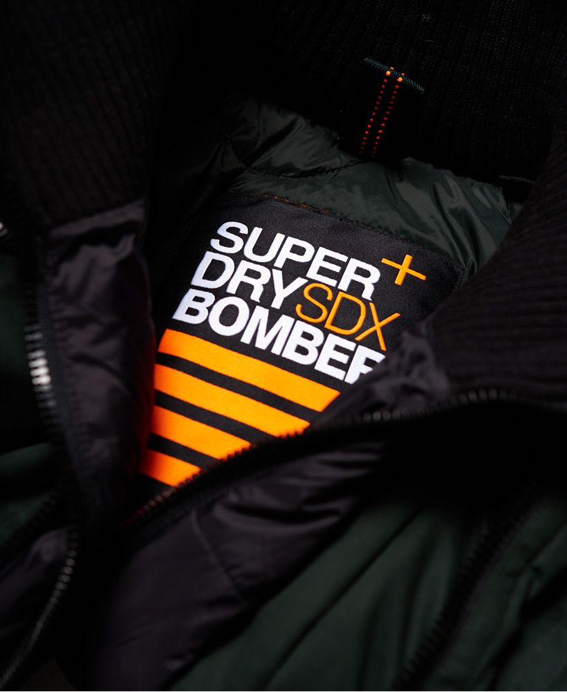Superdry Microfibre SD-Windbomber Jacket