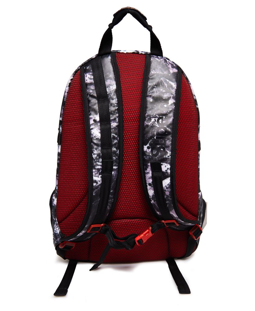 Superdry Mesh Tarp Backpack
