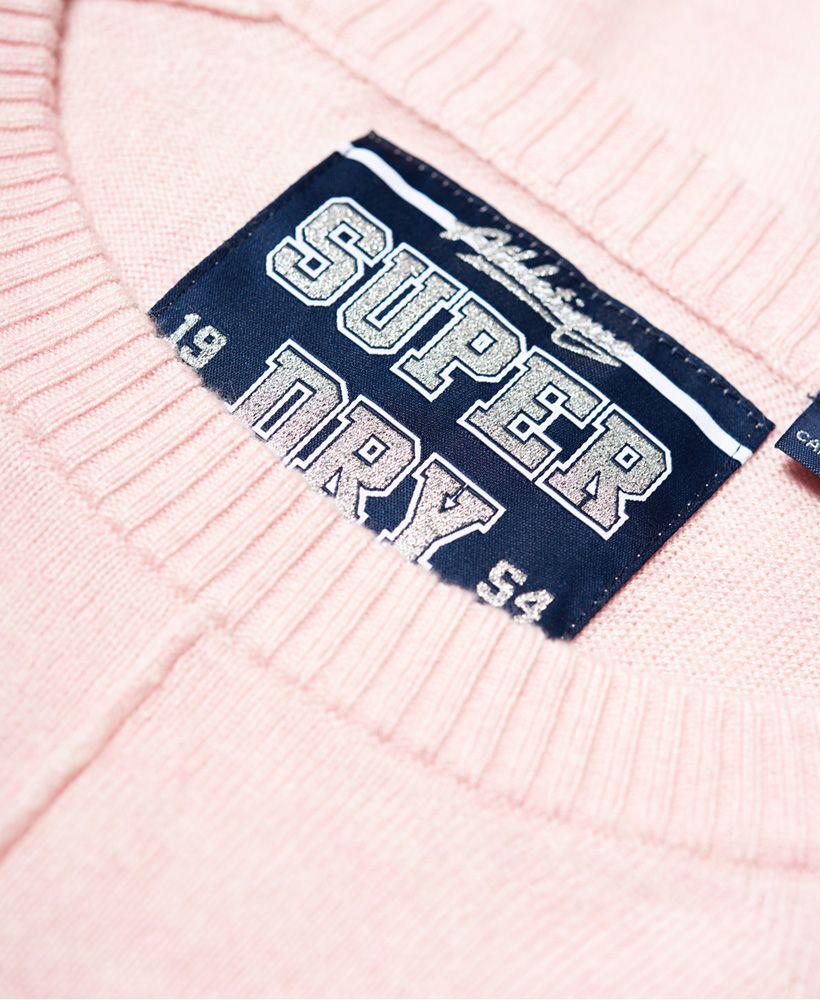 Superdry Bria Raglan Knit