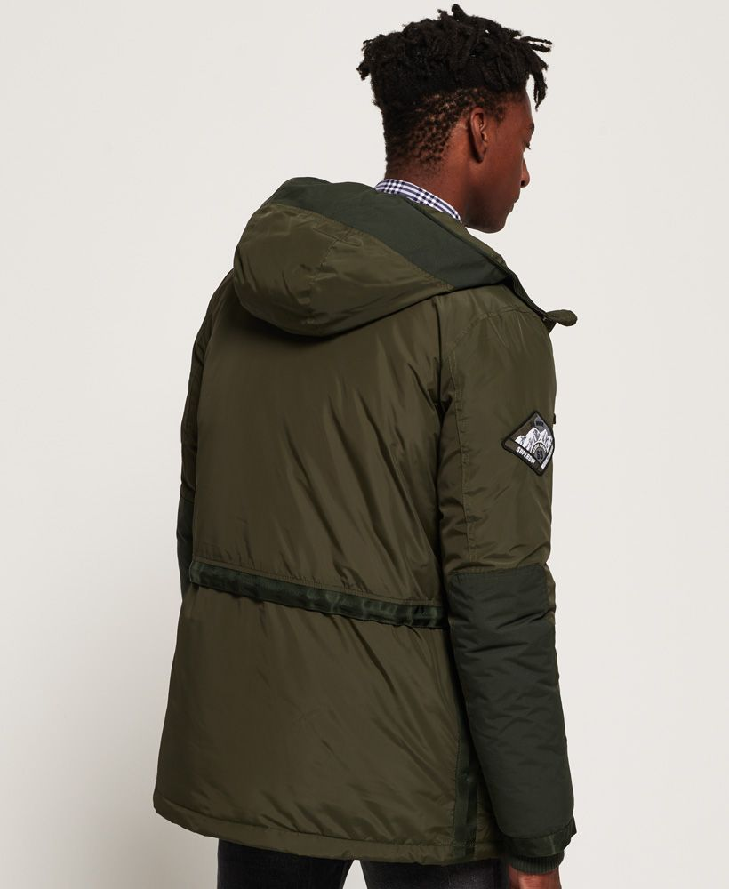 Superdry Sterling Mountain Parka Jacket