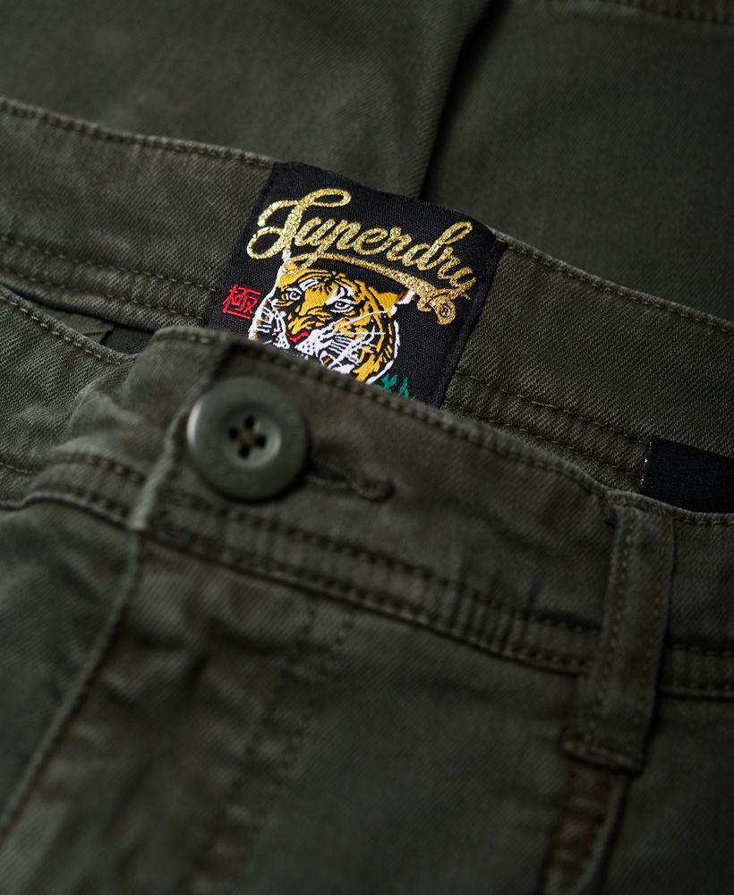 Superdry Cargo Stud Skinny Jeans