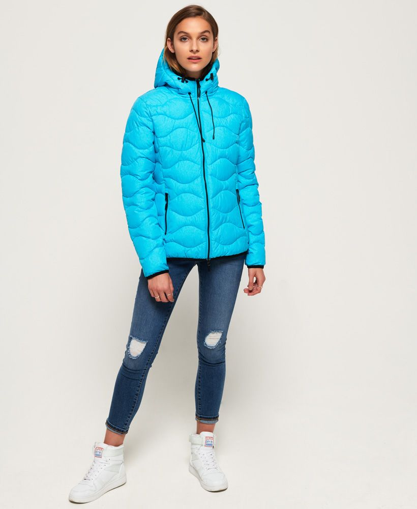 Superdry Astrae Quilt Padded Jacket