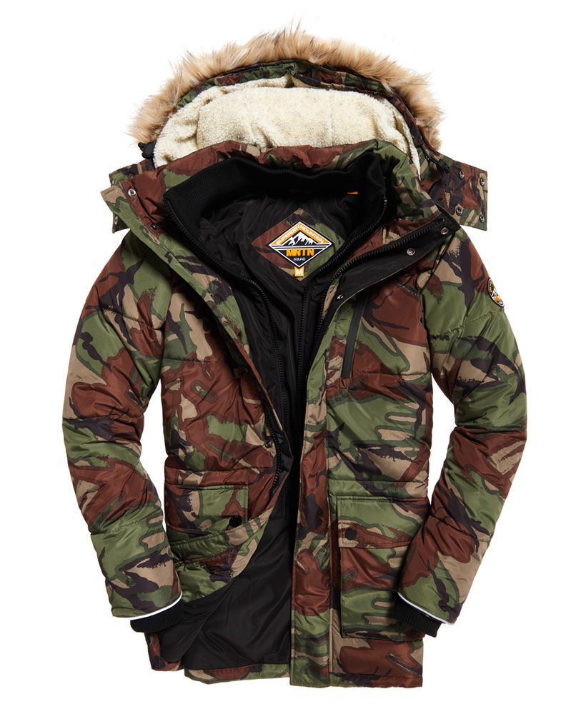 Superdry SD Expedition Parka Jacket