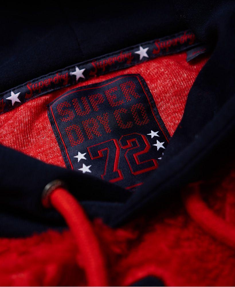 Superdry Blake Borg Hoodie