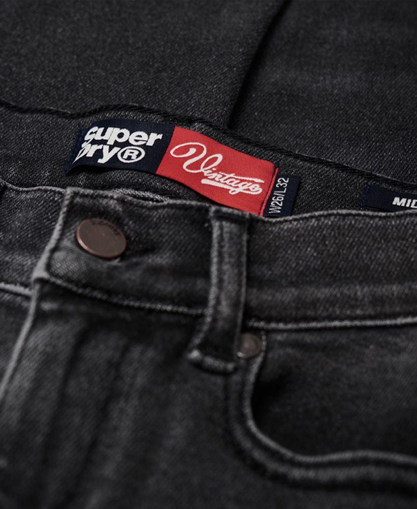 Superdry SuperVintage Mid Rise Super Skinny Jeans